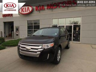 Used 2013 Ford Edge SEL for sale in Lethbridge, AB