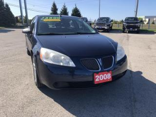Used 2008 Pontiac G6 SE BEING SOLD AS IS for sale in Grimsby, ON