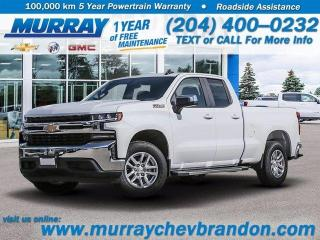 New 2020 Chevrolet Silverado 1500 LT for sale in Brandon, MB