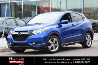 Used 2018 Honda HR-V EX AWD DEAL PENDING TRES BAS KM AWD TOIT OUVRANT MAGS DEMARRAGE SANS CLE BLUETOOTH++ for sale in Lachine, QC