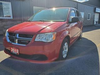 Used 2012 Dodge Grand Caravan SE-STO-N-GO-7PASS-LOCAL TRADE for sale in Tilbury, ON