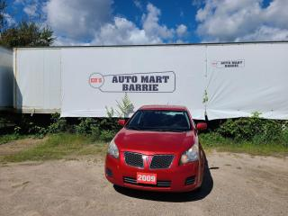 Used 2009 Pontiac Vibe for sale in Barrie, ON