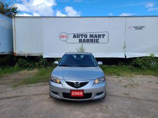 Used 2009 Mazda MAZDA3 for sale in Barrie, ON