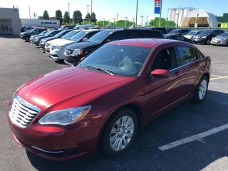 Used 2012 Chrysler 200 LX - NO ACCIDENTS for sale in Oakville, ON