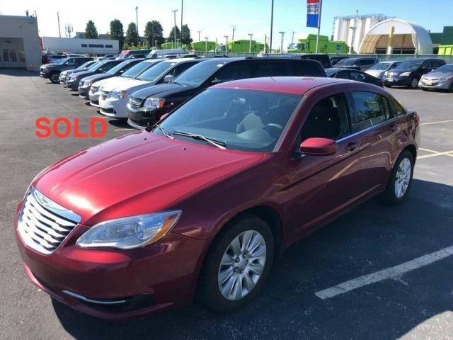 2012 Chrysler 200 SOLD