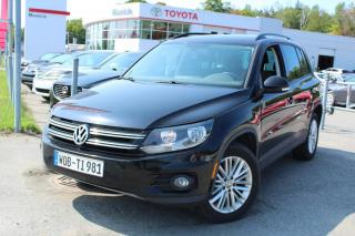 Used 2015 Volkswagen Tiguan Édition spéciale 4 portes 4MOTION BA for sale in Shawinigan, QC