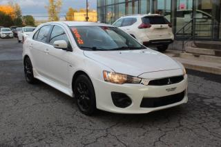 Used 2016 Mitsubishi Lancer Sportback SE MANUELLE MAIN LIBRE*SIÈGES for sale in Lévis, QC