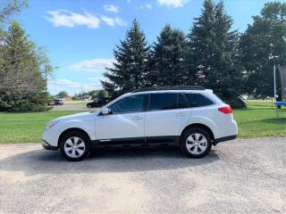Used 2012 Subaru Outback 2.5i Touring/ Premium AWD for sale in Thornton, ON