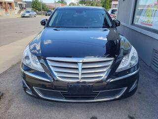 Used 2013 Hyundai Genesis w/Technology Pkg**Loaded*Nav*Air Cooled Seat** for sale in Hamilton, ON