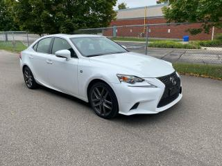 Used 2016 Lexus IS 300 FSport for sale in North York, ON