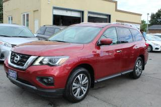 Used 2017 Nissan Pathfinder SL for sale in Brampton, ON