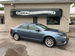 Used 2011 Ford Fusion SEL for sale in Mount Brydges, ON