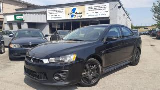 Used 2017 Mitsubishi Lancer ES w/Backup Cam for sale in Etobicoke, ON