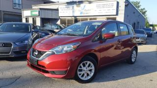 Used 2018 Nissan Versa Note SV w/Backup Cam for sale in Etobicoke, ON