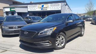 Used 2016 Hyundai Sonata 2.4L GL w/Backup Cam for sale in Etobicoke, ON