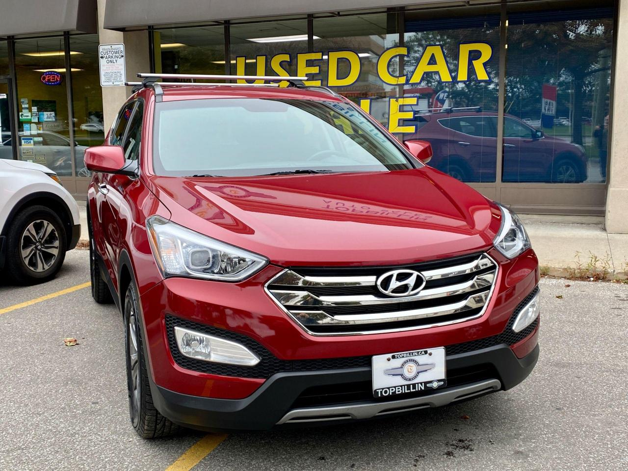 2014 Hyundai Santa Fe Sport