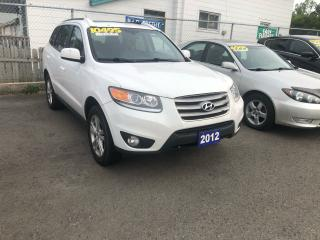 Used 2012 Hyundai Santa Fe GL Premium for sale in St Catharines, ON