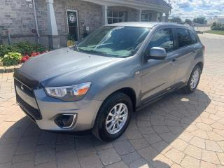 Used 2014 Mitsubishi RVR TRACTION INTÉGRALE for sale in St-Eustache, QC