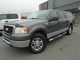 Used 2006 Ford F-150 SuperCrew empattement 139 po -  XLT à qu for sale in Mirabel, QC
