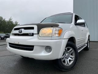 Used 2007 Toyota Sequoia Limited for sale in North York, ON