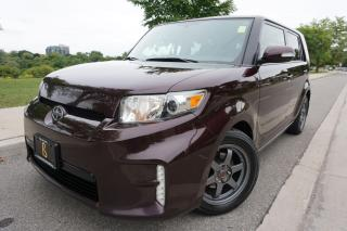 Used 2015 Scion xB 5 SPD MANUAL / LOCAL / NO ACCIDENTS / UTILITY /!!! for sale in Etobicoke, ON