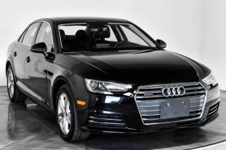Used 2017 Audi A4 KOMFORT AWD CUIR TOIT for sale in St-Hubert, QC