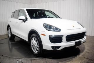 Used 2016 Porsche Cayenne V6 AWD CUIR TOIT NAV for sale in St-Hubert, QC