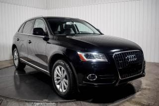 Used 2017 Audi Q5 PROGRESSIV QUATTRO 2.0T for sale in St-Hubert, QC