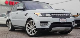 Used 2017 Land Rover Range Rover Sport Td6 HSE for sale in Oakville, ON