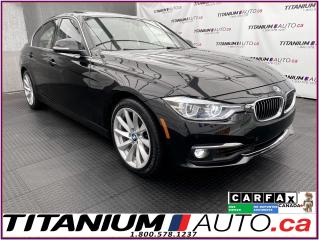Used 2016 BMW 3 Series GPS+Camera+HUD+Brown Dakota Leather+LED Lights+XM for sale in London, ON