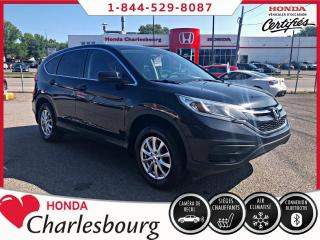 Used 2016 Honda CR-V LX **UN PROPRIÉTAIRE** for sale in Charlesbourg, QC