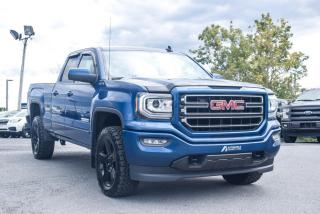 Used 2017 GMC Sierra 1500 ELEVATION DOUBLE 4X4 5.3L MAGS 20P for sale in St-Hubert, QC