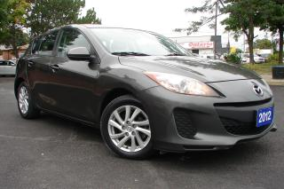 Used 2012 Mazda MAZDA3 GX for sale in Mississauga, ON