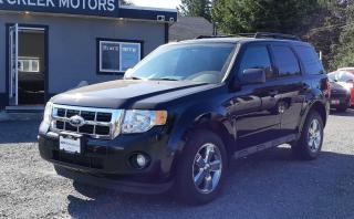 Used 2012 Ford Escape XLT for sale in Black Creek, BC