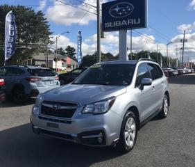 Used 2018 Subaru Forester SUBARU FORESTER **2,5i** for sale in Victoriaville, QC