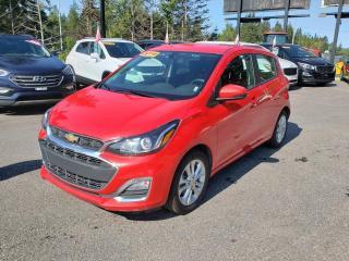 Used 2019 Chevrolet Spark 1LT for sale in Québec, QC