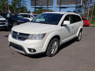 Used 2017 Dodge Journey *SXT*AWD*CLIMATISEUR*BLUETOOTH* for sale in Québec, QC