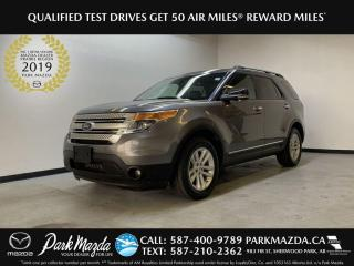 Used 2013 Ford Explorer XLT for sale in Sherwood Park, AB