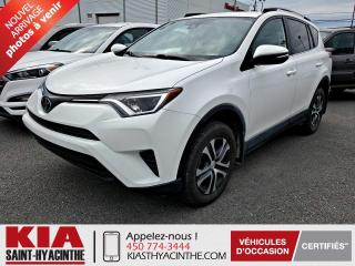 Used 2017 Toyota RAV4 ** EN ATTENTE D'APPROBATION ** for sale in St-Hyacinthe, QC