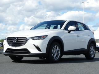 Used 2020 Mazda CX-3 GS LUXE AWD NEUF! for sale in St-Georges, QC