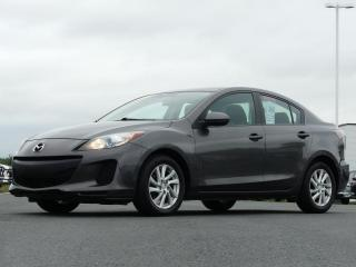 Used 2012 Mazda MAZDA3 GS / AUTOMATIQUE / JAMAIS ACCIDENTE! for sale in St-Georges, QC
