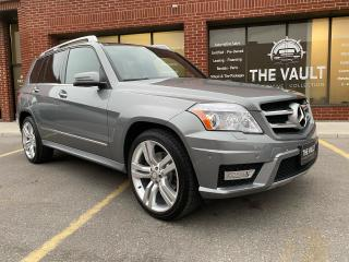 Used 2012 Mercedes-Benz GLK-Class GLK 350 for sale in Concord, ON