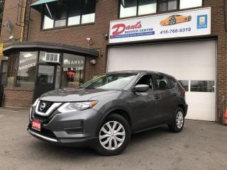 Used 2017 Nissan Rogue ROUGE-S-BACKUP CAMERA-BLUETOOTH*CERTIFIED* for sale in York, ON