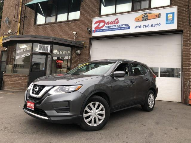 2017 Nissan Rogue ROUGE-S-BACKUP CAMERA-BLUETOOTH*CERTIFIED*