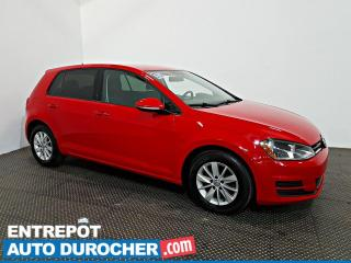 Used 2015 Volkswagen Golf TRENDLINE - AIR CLIMATISÉ - Sièges Chauffants for sale in Laval, QC