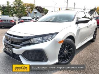 Used 2018 Honda Civic LX ALLOYS  HTD SEATS  BACKUP CAMERA for sale in Ottawa, ON
