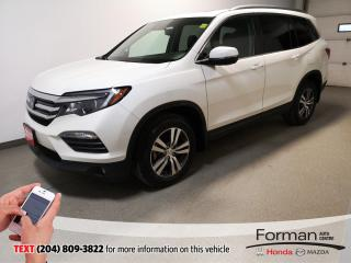 Used 2017 Honda Pilot EX-L|Warranty-Just Arrived| for sale in Brandon, MB