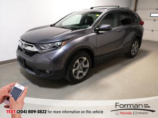 Used 2018 Honda CR-V EX|Certified|Warranty-Just Arrived| for sale in Brandon, MB
