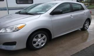 Used 2010 Toyota Matrix BASE for sale in St Catharines, ON