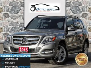 Used 2015 Mercedes-Benz GLK-Class GLK 250 BlueTec 4MATIC | NAV | BLINDSPOT | PANO | for sale in Etobicoke, ON